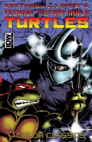 Teenage Mutant Ninja Turtles Color Classics #10